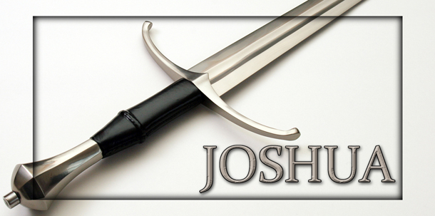 Joshua Website Slide